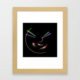 Light and Energy 100 Framed Art Print