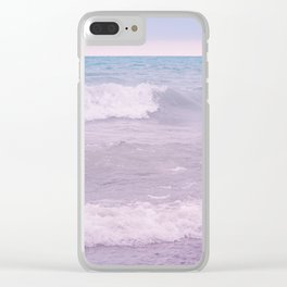 I Always Come Back Clear iPhone Case