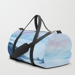 Suspended Duffle Bag