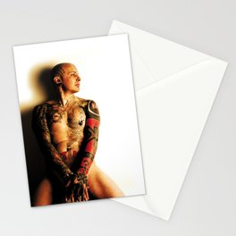 Body Modification #5 Stationery Cards