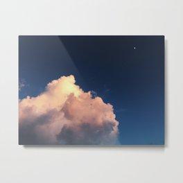 Key West Cloud Metal Print