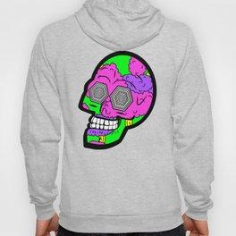 Psych Skull Hoody