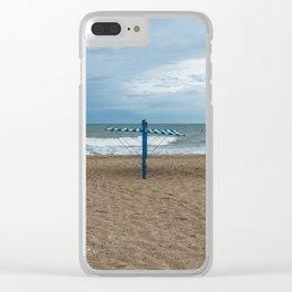 Sky MAR PORTUGUÊS Clear iPhone Case