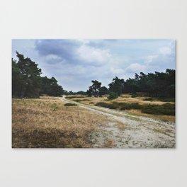 De Hoge Veluwe Canvas Print
