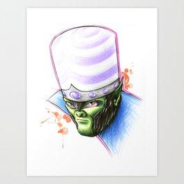 Mojo Art Print
