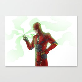 Power Ring of Sector 2814 Canvas Print