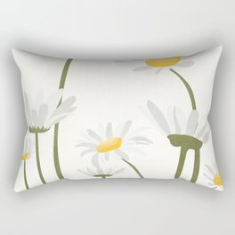Summer Flowers III Rectangular Pillow