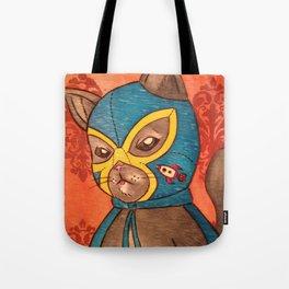 Oscar, AKA El Cosmonauto Tote Bag
