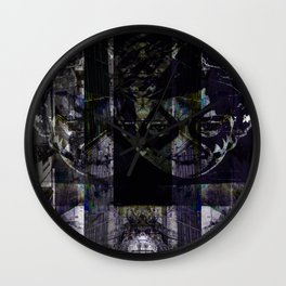 Counted maniac boom fits. Wall Clock