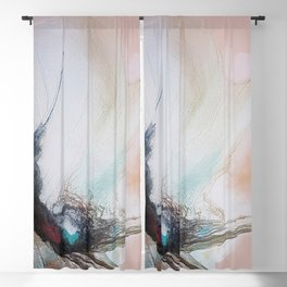 Romantic Raffle Blackout Curtain