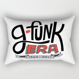 G-Funk Era Rectangular Pillow