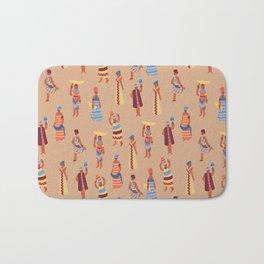 Nigerian Girls Bath Mat