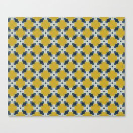 Moroccan Tile by Friztin Canvas Print