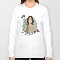 allison argent Long Sleeve T-shirts featuring Allison Argent by strangehats
