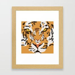 2Tigers Framed Art Print