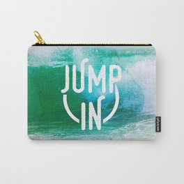 Jump In Carry-All Pouch