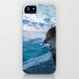 Coast 9 iPhone Case