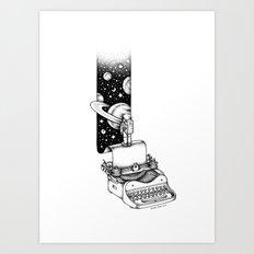 Beyond Your Imagination Art Print