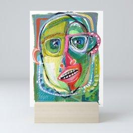 Innocent Bystander Mini Art Print