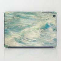 big sur iPad Cases featuring Big Sur - Pacificus Wondrous  by Jenndalyn