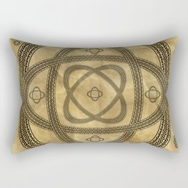 Slightly Out of Phase Rectangular Pillow