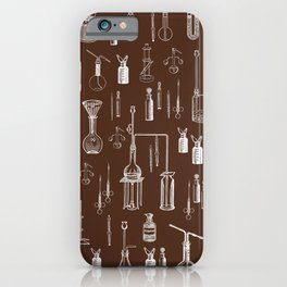 MAD SCIENCE 6 iPhone Case