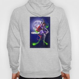 Witchy Grell Hoody
