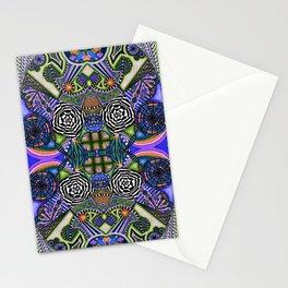 Purple Universe Stationery Cards