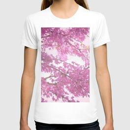 Judas Tree Blossom T-shirt