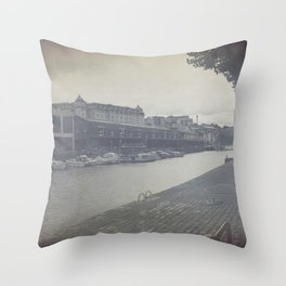 Will they remember us? Throw Pillow