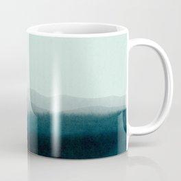 morning mist scenery Coffee Mug