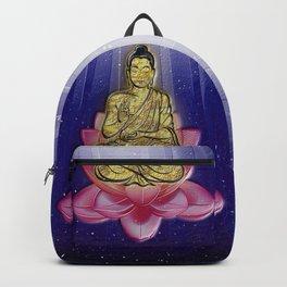 GOLDEN BUDDHA Backpack