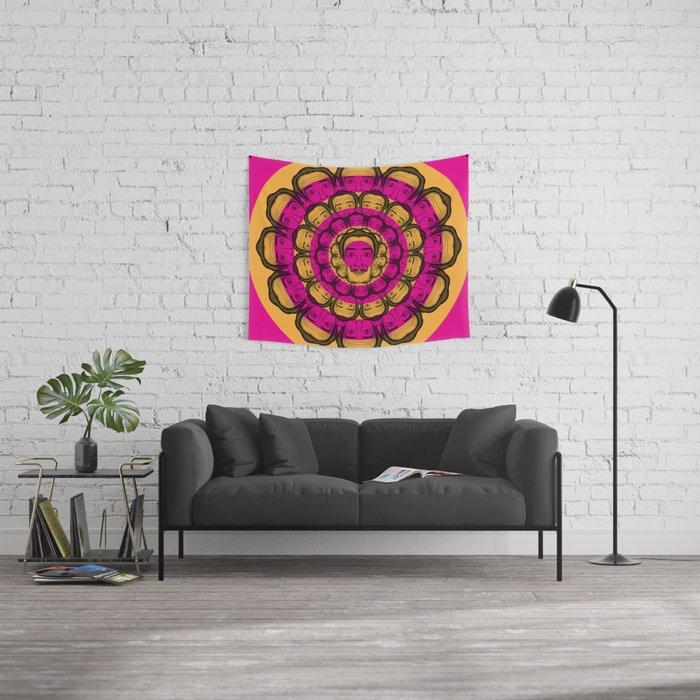 Man Dali Wall Tapestry