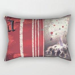 aaaaaaaaaaaaaa Rectangular Pillow