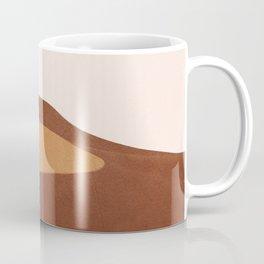 A Lonely Dune Coffee Mug