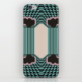 Gatsby by Michelle Weinberg Soft Research iPhone Skin