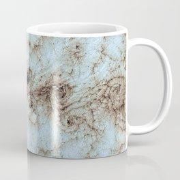 Karman Vortices above Alexander Selkirk Island Coffee Mug