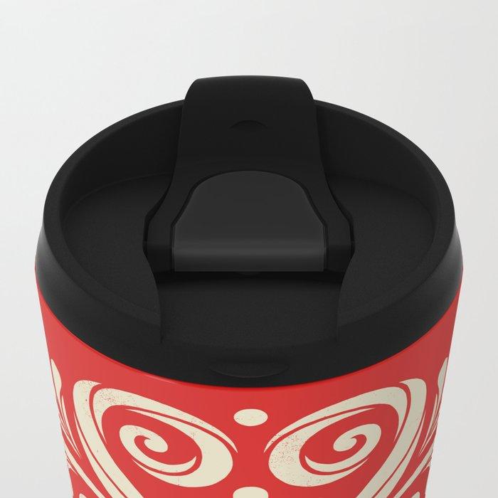 Killer Tune Metal Travel Mug
