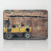 country iPad Cases featuring Country  by Nevena Kozekova