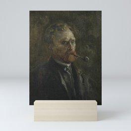 Selfportrait Mini Art Print