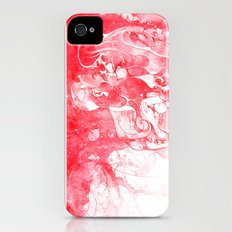 Love Is Red Slim Case iPhone (4, 4s)
