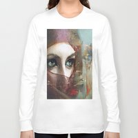 andreas preis Long Sleeve T-shirts featuring Queen of the desert by Ganech joe