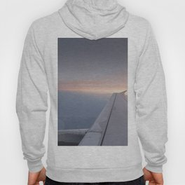 The Setting Sun Flight Hoody