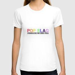 Pop Slag T-shirt