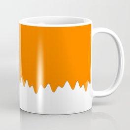 Orange ice cream Coffee Mug