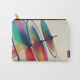 Spin, spin, spin Carry-All Pouch