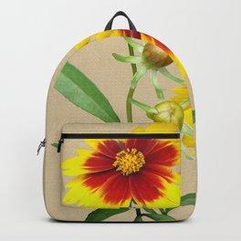 Tickseed Botanical Backpack