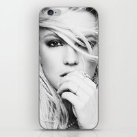 britney iPhone & iPod Skins featuring Britney Heart by eriicms