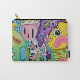 Everybody's Searching For A Place To Belong Carry-All Pouch