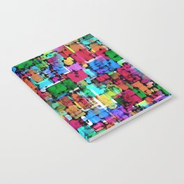 Bunte Mischung Notebook